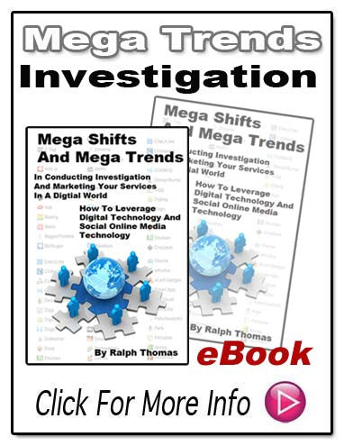 Mega Shifts And Mega Trends E-Book!!!