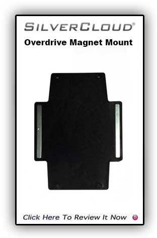 SilverCloud Overdrive Magnet Mount