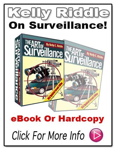 THE ART OF SURVEILLANCE E-Book!