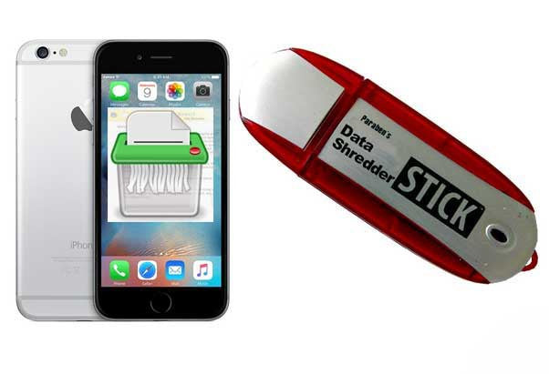 Data Shredder Stick -Securely Delete Digital Files