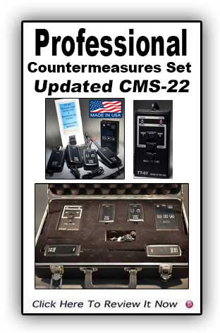 Updated! Professional Countermeasures Set CMS-22