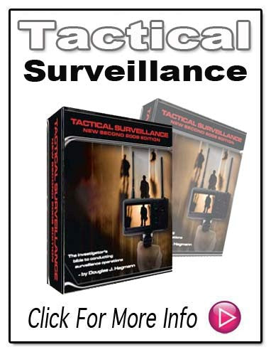 TACTICAL SURVEILLANCE New Second Edition E-Book!