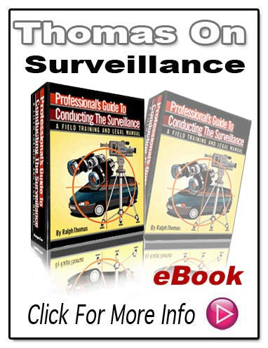 PROFESSIONAL'S GUIDE TO CONDUCTING THE SURVEILLANCE E-Book!