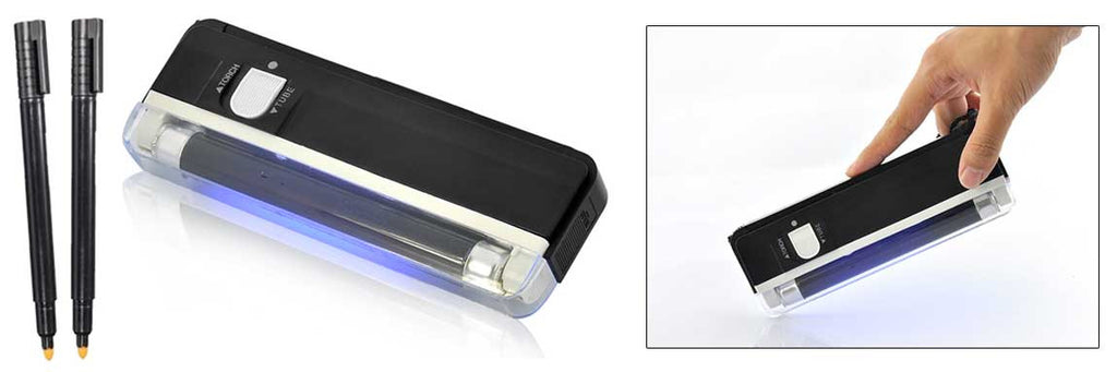 Forensic Ultraviolet Lamp And marking Pen Kit
