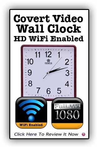 WIFIWALLCLOCK - HD WIFI WALL CLOCK