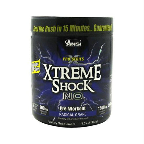 Advance Nutrient Science Pro-series Xtreme Shock N.o. Radical Grape