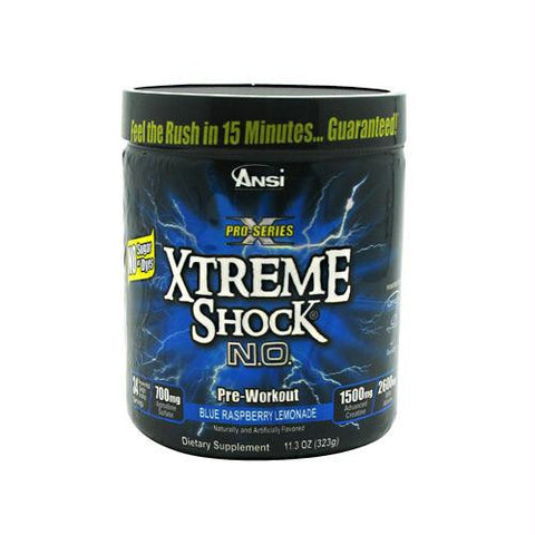 Advance Nutrient Science Pro-series Xtreme Shock N.o. Blue Raspberry Lemonade