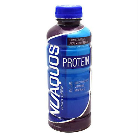 New Whey Nutrition Nuaquos Pomegranate Acai & Blueberry
