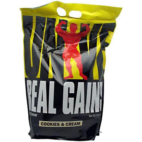 Universal Nutrition Real Gains Cookies & Cream