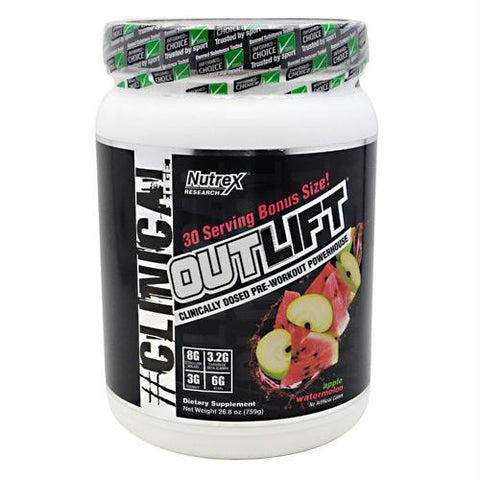 Nutrex Research Outlift Apple Watermelon