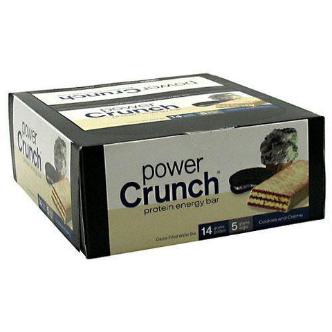 Bnrg Power Crunch Cookies And Creme