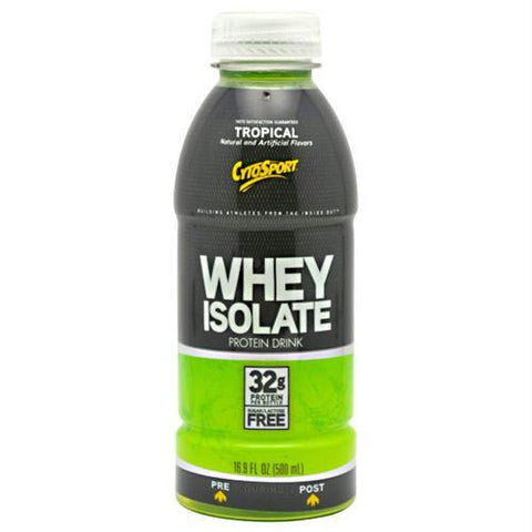 Cytosport Whey Isolate Rtd Tropical