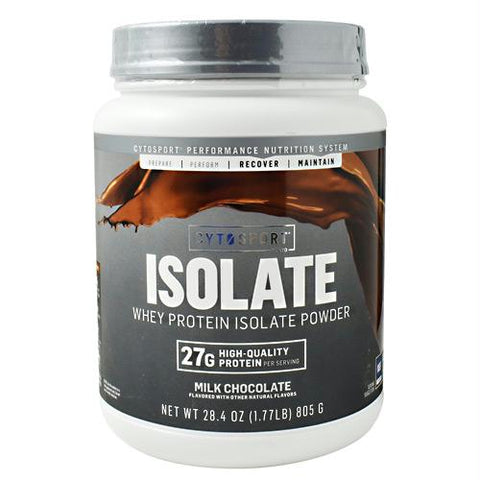 Cytosport Isolate Milk Chocolate