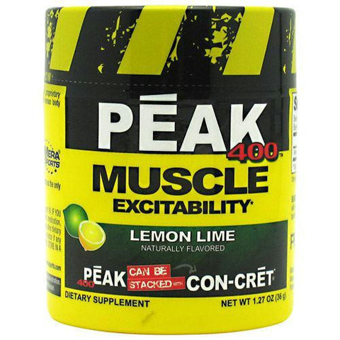 Con-cret Peak 400 Lemon Lime