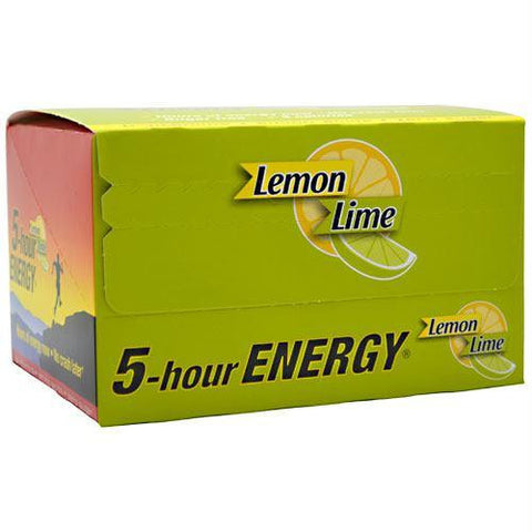Living Essentials 5-hour Energy Lemon Lime