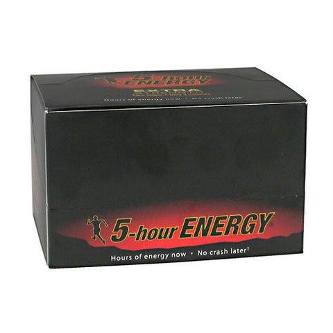 Living Essentials 5-hour Energy Extra Strength Berry