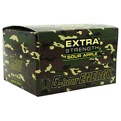 Living Essentials 5-hour Energy Extra Strength Sour Apple