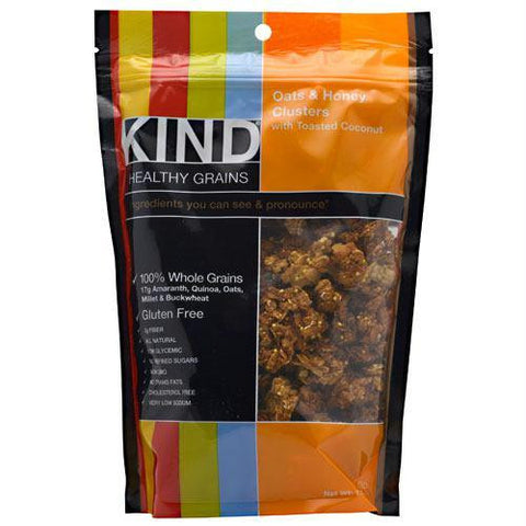 Kind Snacks Healthy Grains Oats & Honey - Gluten Free