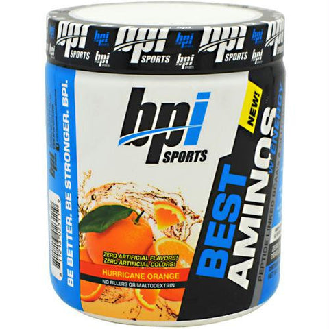 Bpi Best Aminos Hurricane Orange