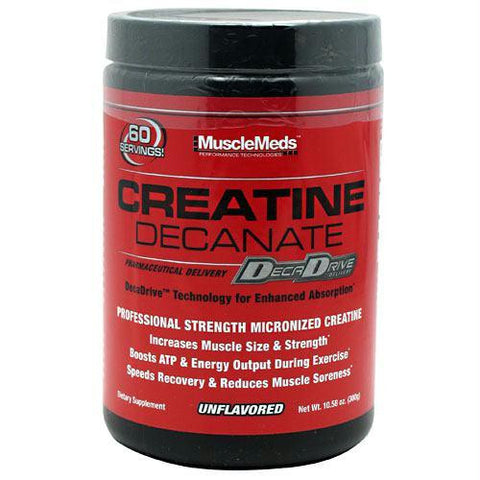Muscle Meds Creatine Decanate Unflavored