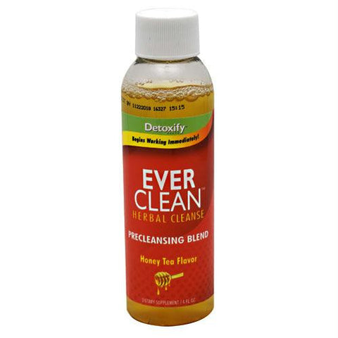 Detoxify Ever Clean Herbal Cleanse Honey Tea