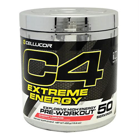 Cellucor Id Series C4 Extreme Energy Cherry Limeade