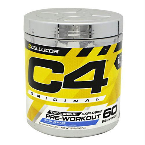 Cellucor Id Series C4 Icy Blue Razz