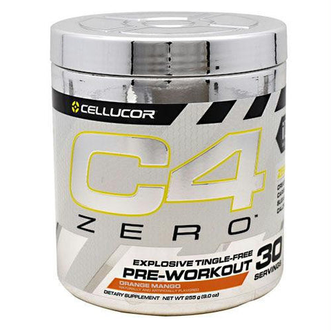 Cellucor Id Series C4 Zero Orange Mango