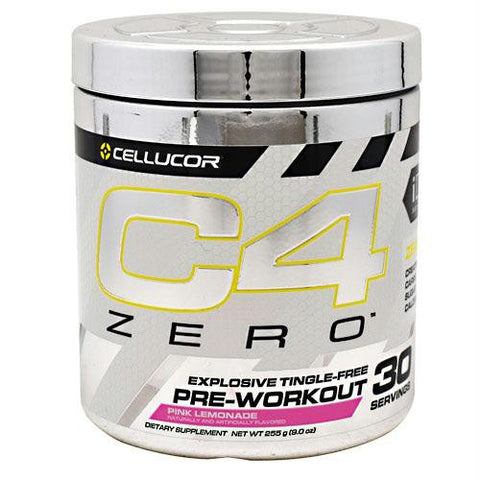 Cellucor Id Series C4 Zero Pink Lemonade