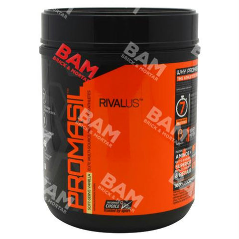 Rivalus Rivalus Promasil Soft-serve Vanilla