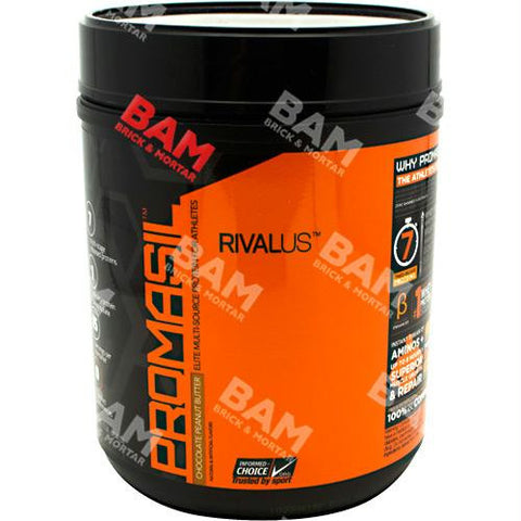 Rivalus Rivalus Promasil Chocolate Peanut Butter