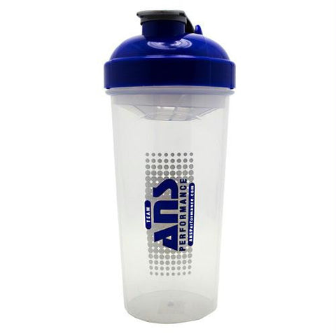Ans Performance Ans Blender Bottle Blue