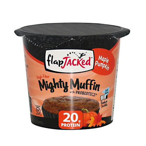 Flapjacked Mighty Muffin Maple Pumpkin - Gluten Free
