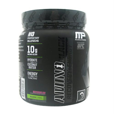 Muscle Pharm Black Series Amino1 Black Watermelon