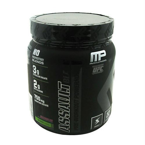 Musclepharm Black Label Assault Black Watermelon