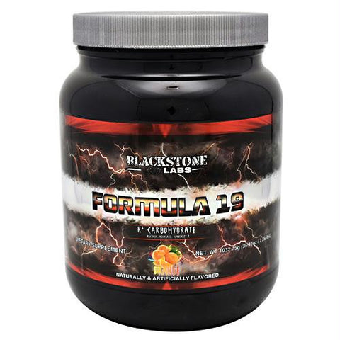 Blackstone Labs Formula 19 Orange