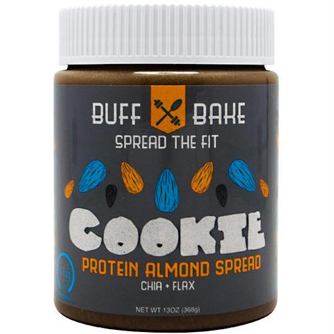 Buff Bake Protein Almond Spread Cookie