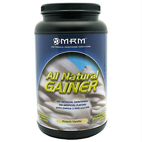 Mrm All Natural Gainer French Vanilla