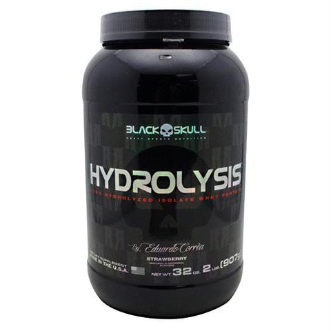Black Skull Hydrolysis Strawberry