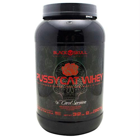 Black Skull Black Skull Pussycat Whey Delicious Chocolate