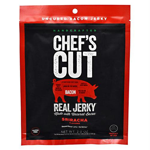 Chef's Cut Real Jerky Real Bacon Jerky