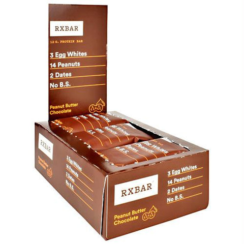 Rx Bar RX Bar Peanut Butter Chocolate - Gluten Free