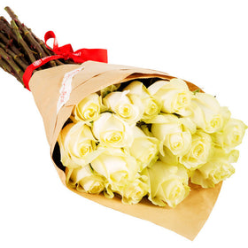Amazed (Single Variety Hand-Tied Bouquets) - BloomsyShop.com
