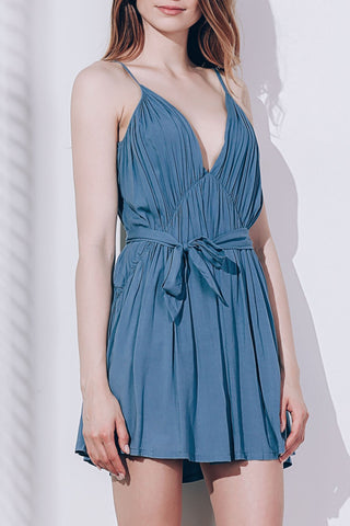 Sexy Spaghetti Strap Sleeveless Romper Playsuits
