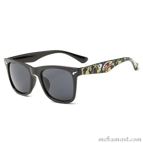 Sunnies Fashion Camouflage Trendsetter Sunglass for Men