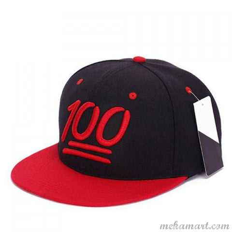 Hat For Men Number Pattern Baseball Cap