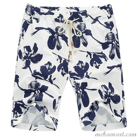 Loose Fit Thin Straight Leg Short for Men & Boys
