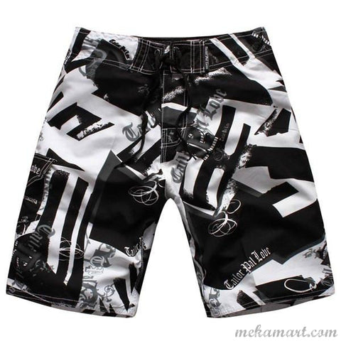 men's beach wear shorts