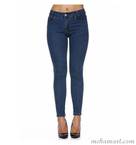 Casual Denim Jeans for Women