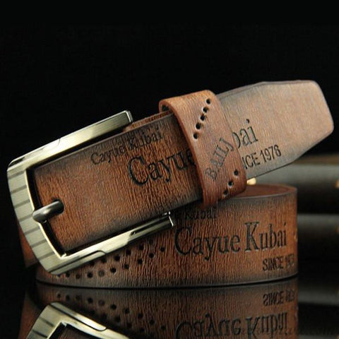 Men's belts Leather Belts Mens Belts